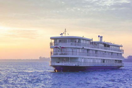 Vientiane to Chiang Saen by Mekong Muse Cruise