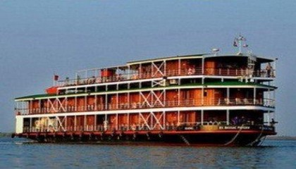 Mandalay - Bagan Packet by Pandaw Cruise
