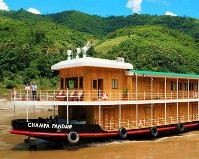 RV Pandaw Cruise Laos