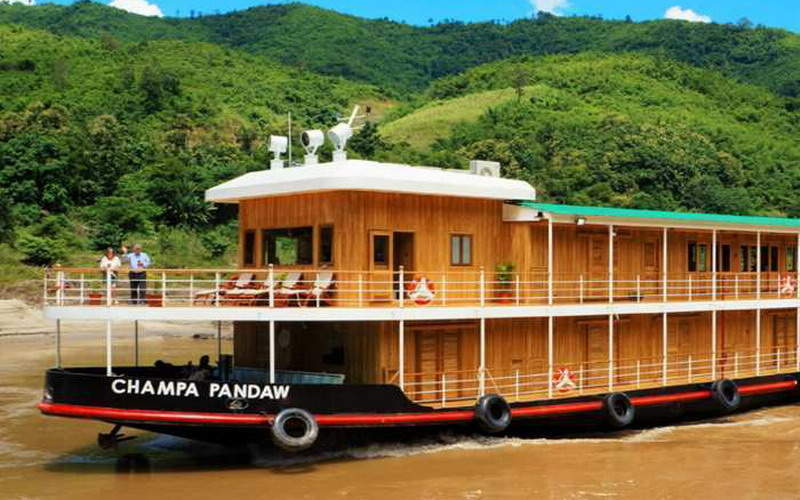 RV Champa Pandaw Cruise Photos