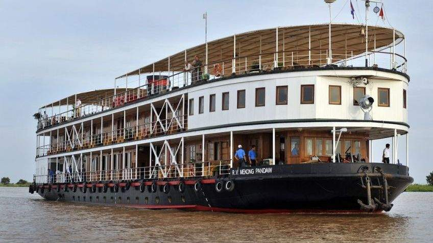 The Chindwin River by RV Pandaw Cruise Photos