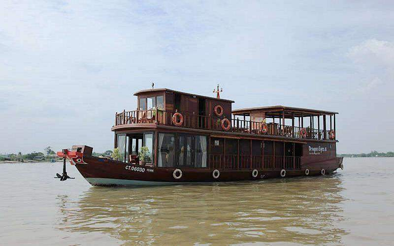 Mekong Dragon Eyes Cruise Photos