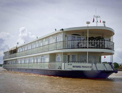 RV Mekong Princess Cruise