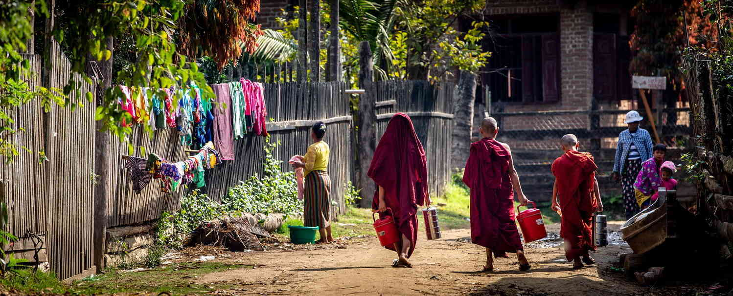 Myanmar UNCOVERED Tour