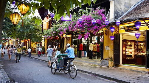 Hoian Ancient Town of Vietnam